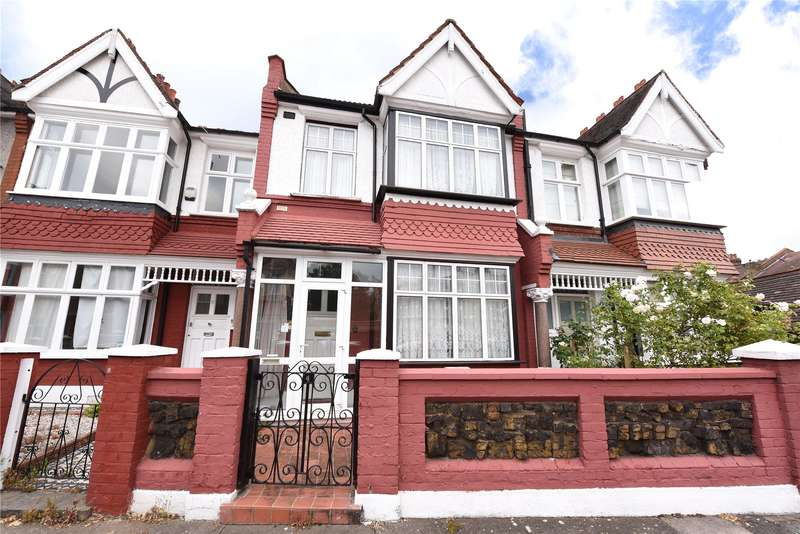 3 Bedrooms Terraced House for sale in Wincanton Road, London, SW18