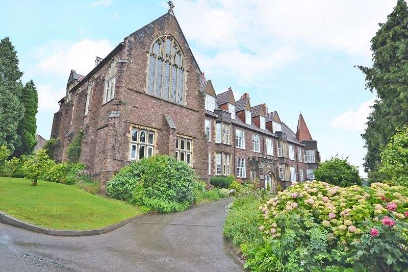 3 Bedrooms Flat for sale in Clewer Court, Newport