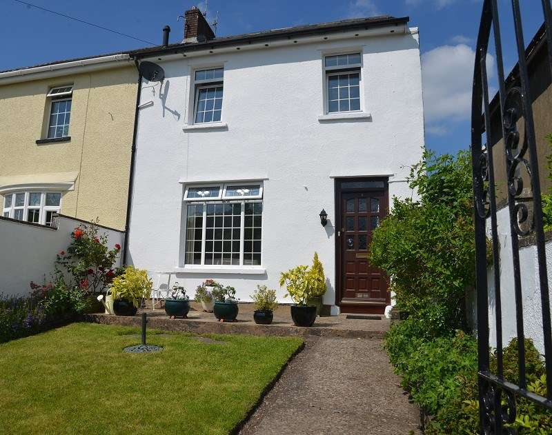 3 Bedrooms Terraced House for sale in Chapel Terrace, Newport