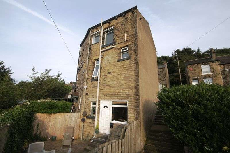 1 Bedroom Semi Detached House for sale in Woodside View, Halifax