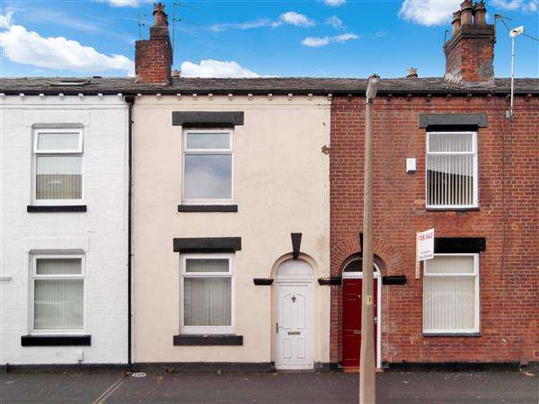 2 Bedrooms Terraced House for sale in Kelverlow Street, Oldham