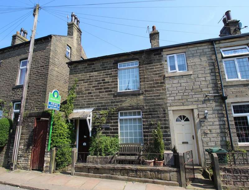 2 Bedrooms Property for sale in Sun Street, Haworth, Keighley, BD22