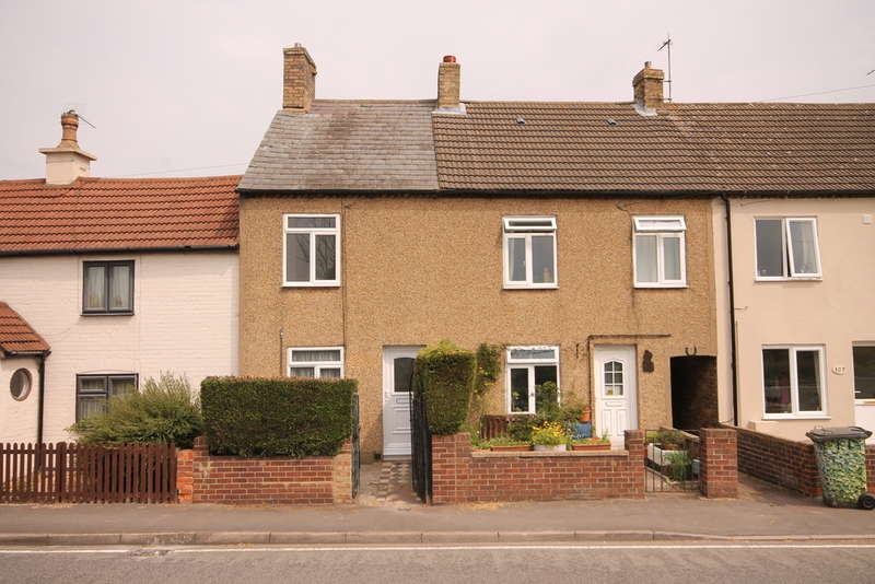2 Bedrooms End Of Terrace House for sale in High Road, Cotton End, MK45