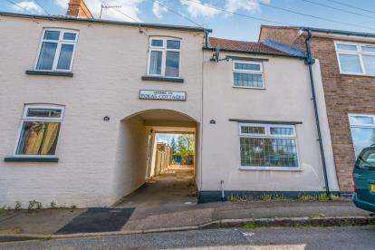 1 Bedroom Terraced House for sale in High Street, Chelveston, Wellingborough, Northamptonshire