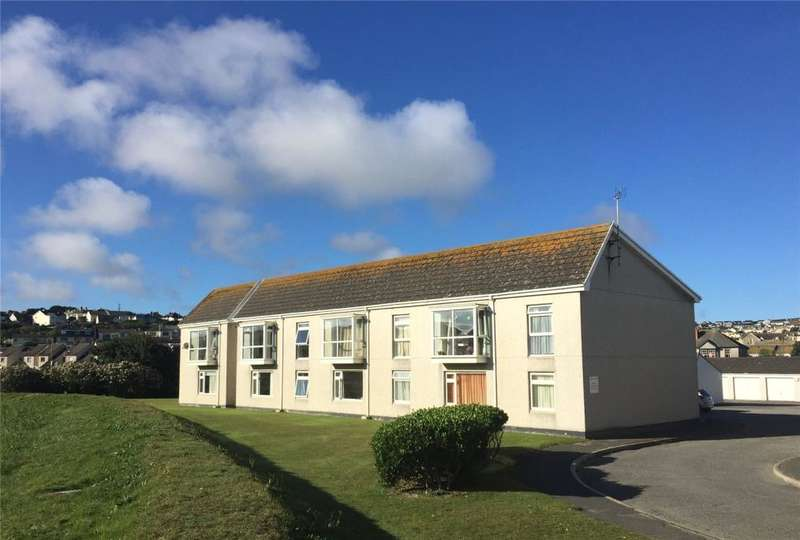 2 Bedrooms Flat for sale in Joseph Court, Perranporth