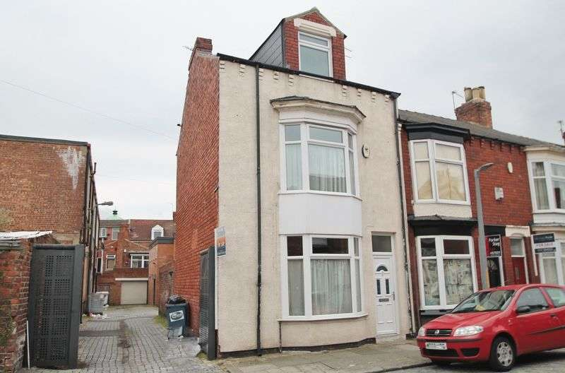 3 Bedrooms Terraced House for sale in Caxton Street, Linthorpe