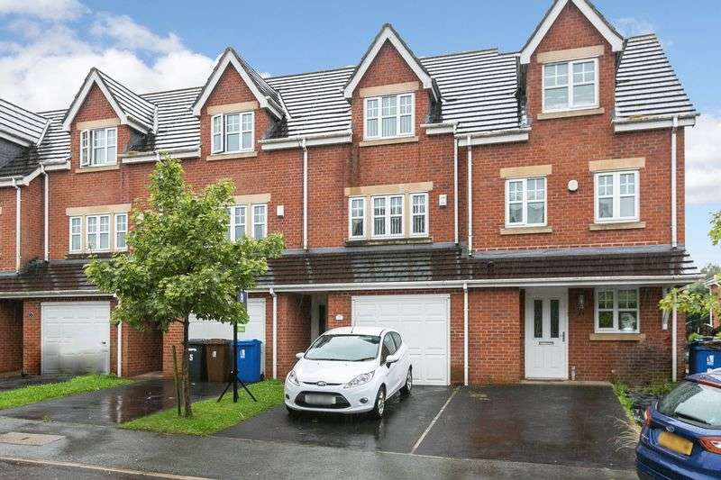 3 Bedrooms Terraced House for sale in Fieldings Close, Pemberton, WN5 9JR