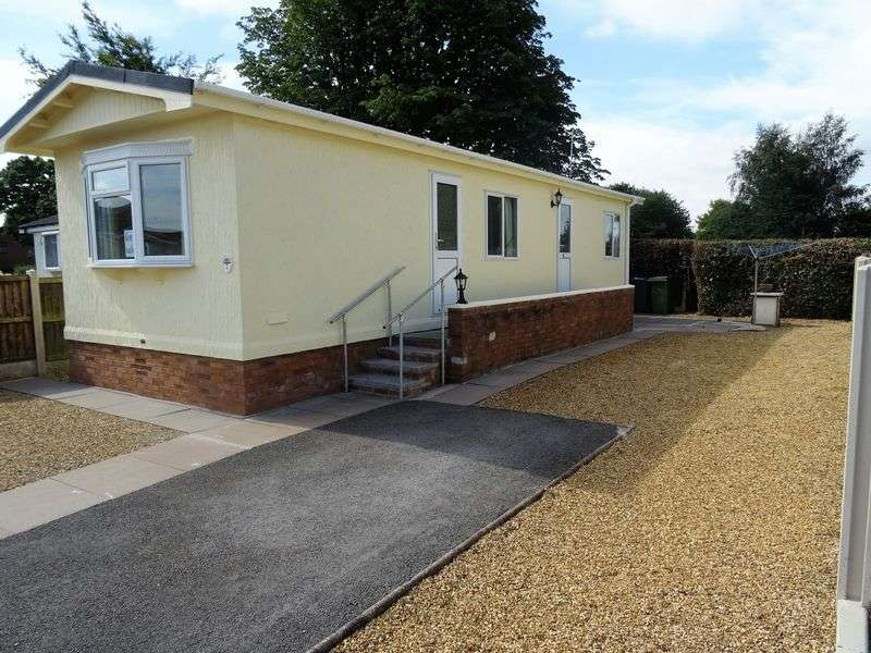 2 Bedrooms Bungalow for sale in Yarnfield, Stone