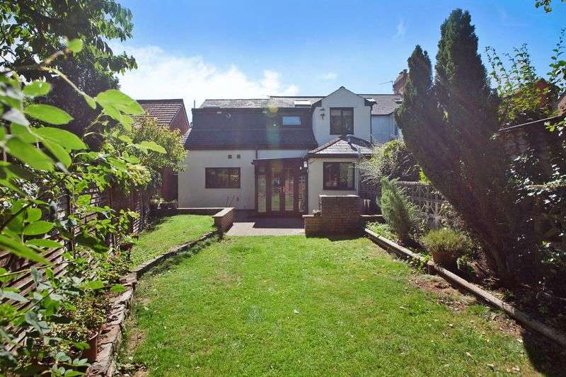 2 Bedrooms Flat for sale in Belmont Road Area
