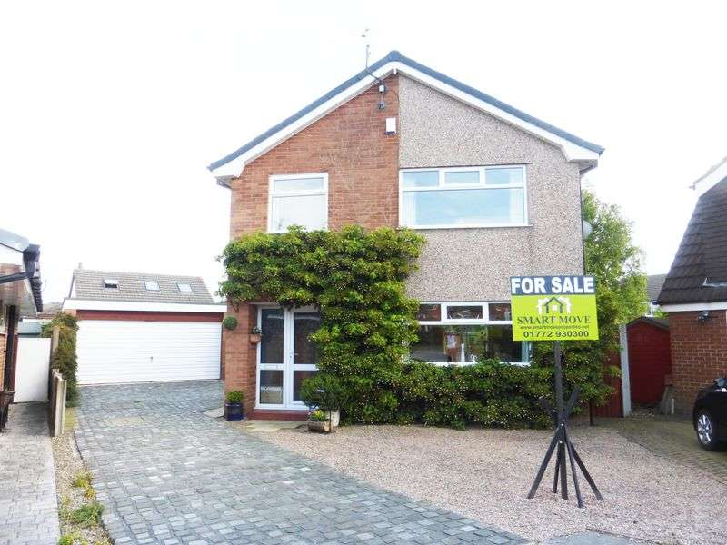 4 Bedrooms Detached House for sale in The Maltings, Longton, Preston