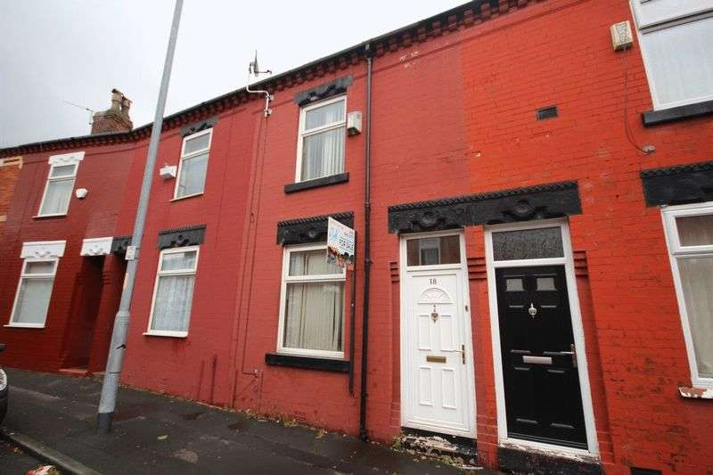 2 Bedrooms Terraced House for sale in Dalbeattie Street, Manchester M9 4AP