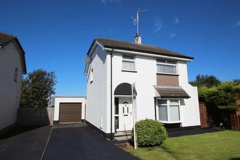 3 Bedrooms Detached House for sale in Kernan Crescent, Portadown