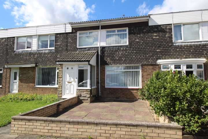 3 Bedrooms Terraced House for sale in Dewley, Hall Close Grange, Cramlington