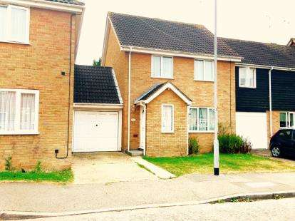 3 Bedrooms Detached House for sale in South Woodham Ferrers, Chelmsford, Essex
