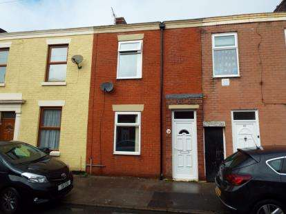 2 Bedrooms Terraced House for sale in Cemetery Road, Preston, Lancashire, PR1