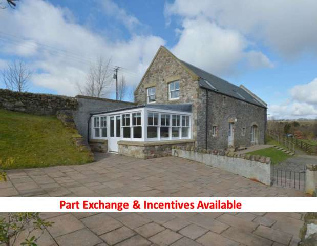 3 Bedrooms Detached Villa House for sale in , Heriot, Scottish Borders, EH38 5YB
