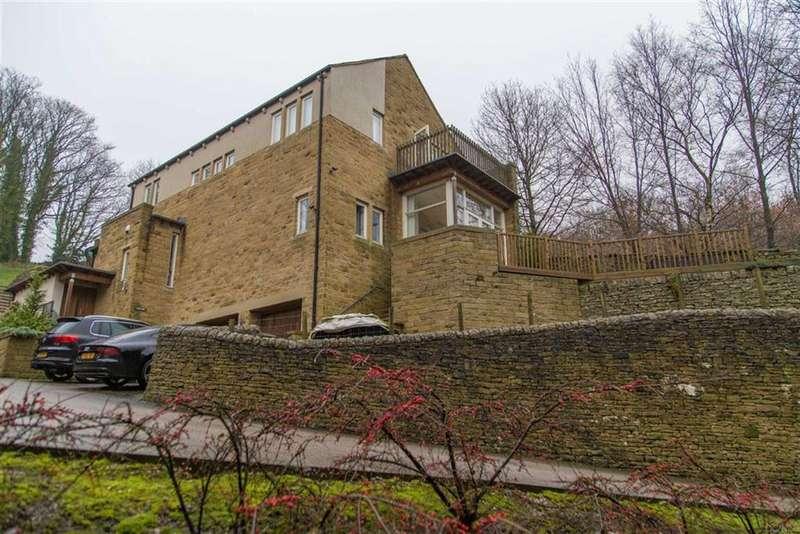 4 Bedrooms Property for sale in Fernhill, Grasscroft, SADDLEWORTH, OL4