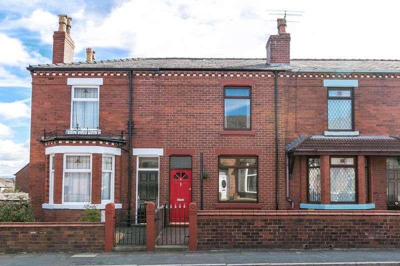 2 Bedrooms Terraced House for sale in Billinge Road, Pemberton, WN5 9JW