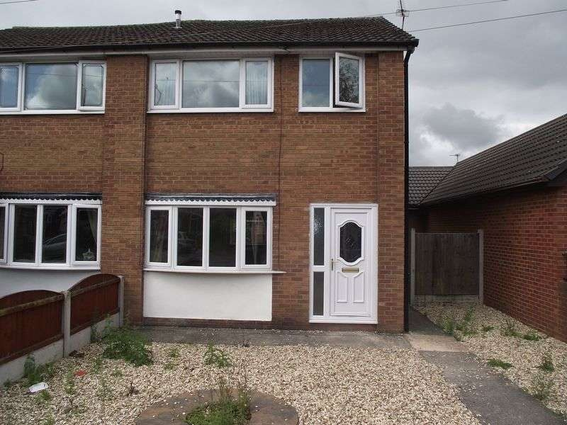 3 Bedrooms Semi Detached House for sale in 237a The Green, Eccleston,