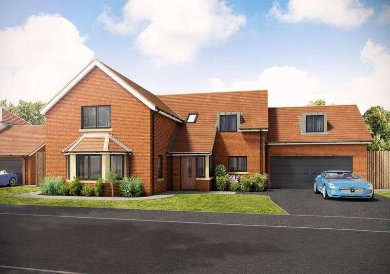 5 Bedrooms Detached House for sale in Robins Bridge Meadows, Off Springfield Road, Aughton