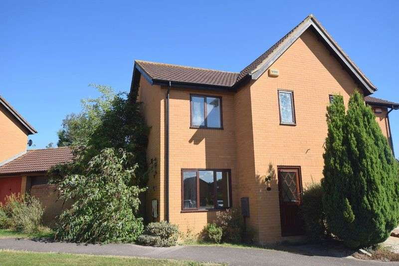 3 Bedrooms Semi Detached House for sale in Sullivan Crescent, Browns Wood, Milton Keynes