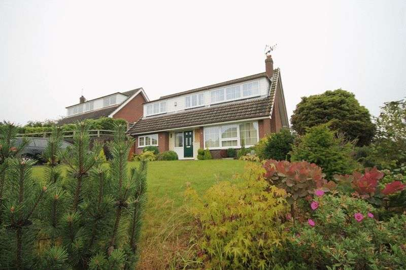 4 Bedrooms Detached House for sale in St Marys Road, Loggerheads, Market Drayton