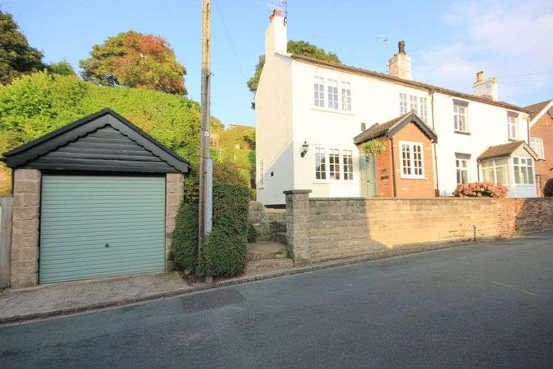 2 Bedrooms Semi Detached House for sale in Star & Garter Road, Lightwood