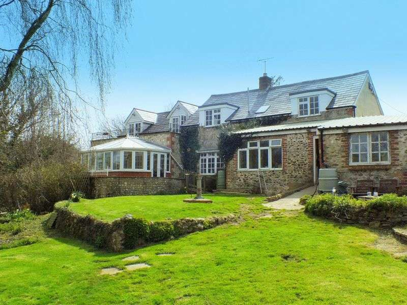 6 Bedrooms Detached House for sale in Cobblestones, Berne Lane, Charmouth DT6 6RD