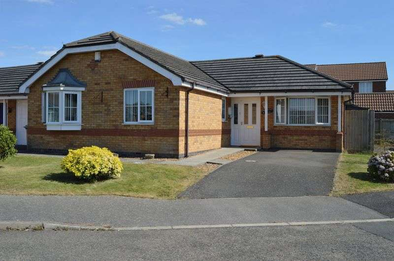 3 Bedrooms Detached Bungalow for sale in Glebe View, Market Deeping
