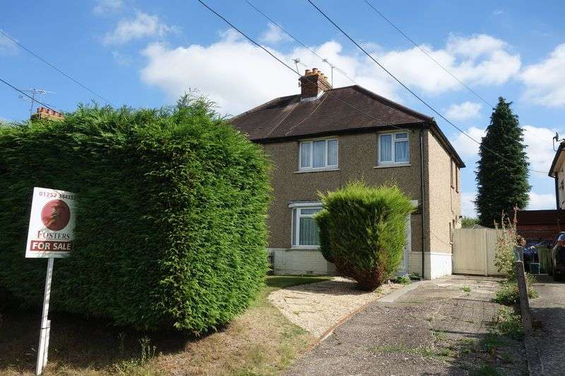 3 Bedrooms Semi Detached House for sale in Star Lane, Aldershot