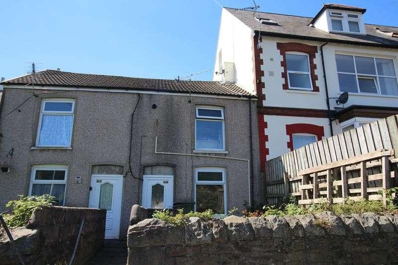 2 Bedrooms Terraced House for sale in Wood Road, Treforest, Pontypridd, CF37 1RJ