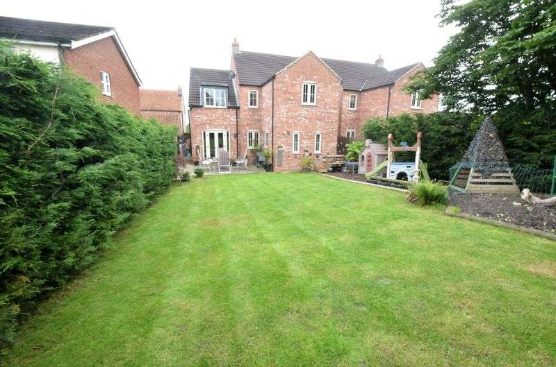 5 Bedrooms Detached House for sale in Chapel Road, Fiskerton, Lincoln