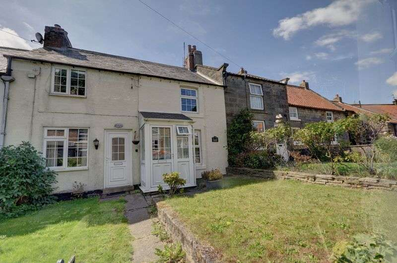 2 Bedrooms Cottage House for sale in Bartons Row, Egton