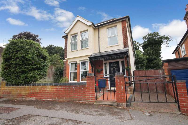 3 Bedrooms Detached House for sale in Tokio Road, Ipswich
