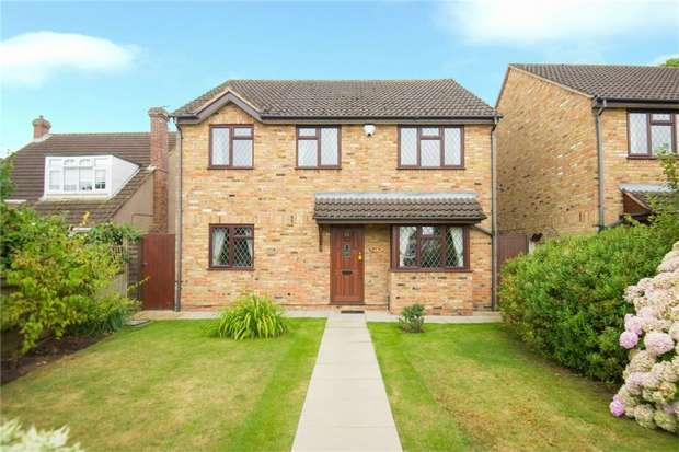 4 Bedrooms Detached House for sale in High Street, Iver, Buckinghamshire