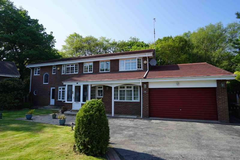 6 Bedrooms Detached House for sale in The Glen, Heaton