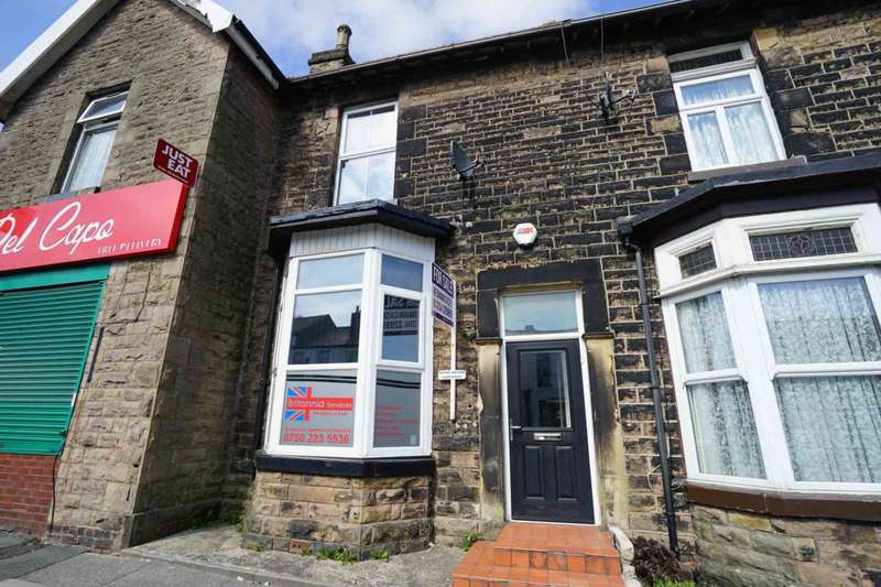Terraced House for sale in Chorley Old Road, Heaton