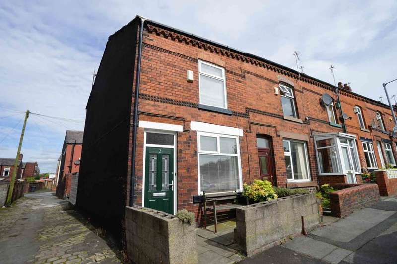 2 Bedrooms Terraced House for sale in Abernethy Street, Horwich