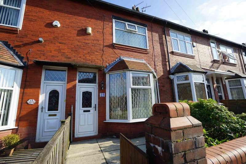 2 Bedrooms Terraced House for sale in Thorns Road, Astley Bridge