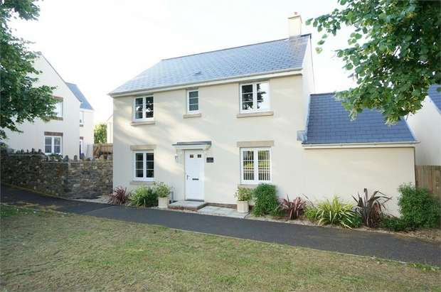 4 Bedrooms Detached House for sale in Ash Tree Road, Caerwent, CALDICOT, Monmouthshire