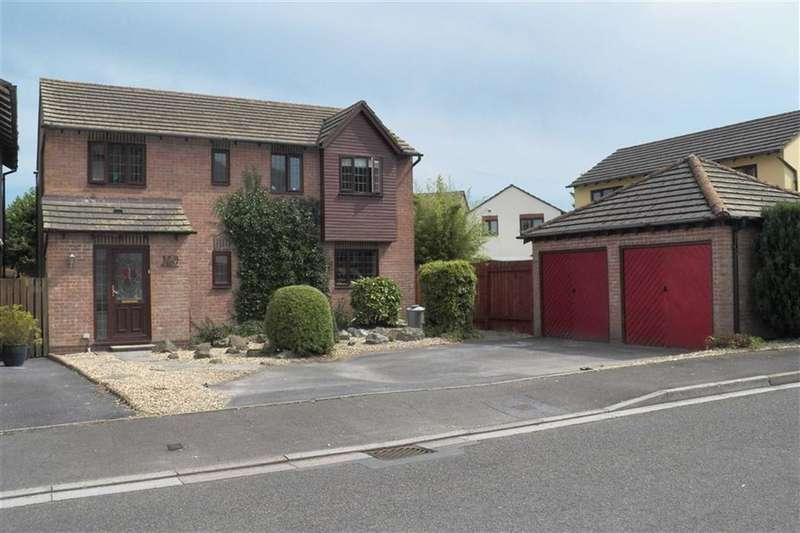 4 Bedrooms Property for sale in Lon Y Plas, Johnstown