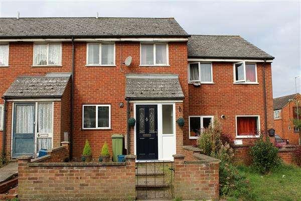 3 Bedrooms Terraced House for sale in Wolverton, Milton Keynes