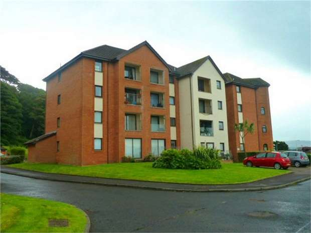 2 Bedrooms Flat for sale in Underbank, Largs, North Ayrshire