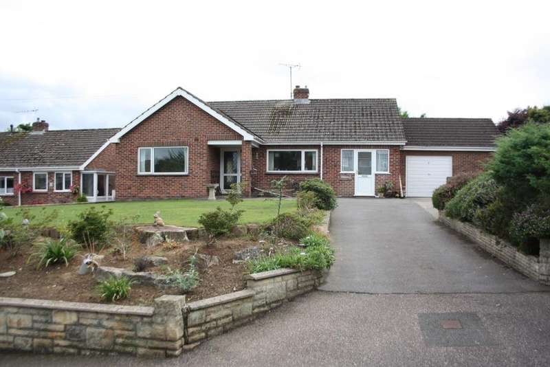 2 Bedrooms Detached Bungalow for sale in Ottery St Mary