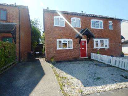 3 Bedrooms Semi Detached House for sale in Kiln Way, Polesworth, Tamworth, Warwickshire