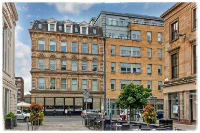 1 Bedroom Flat for sale in Hutcheson Street, Merchant City, Glasgow