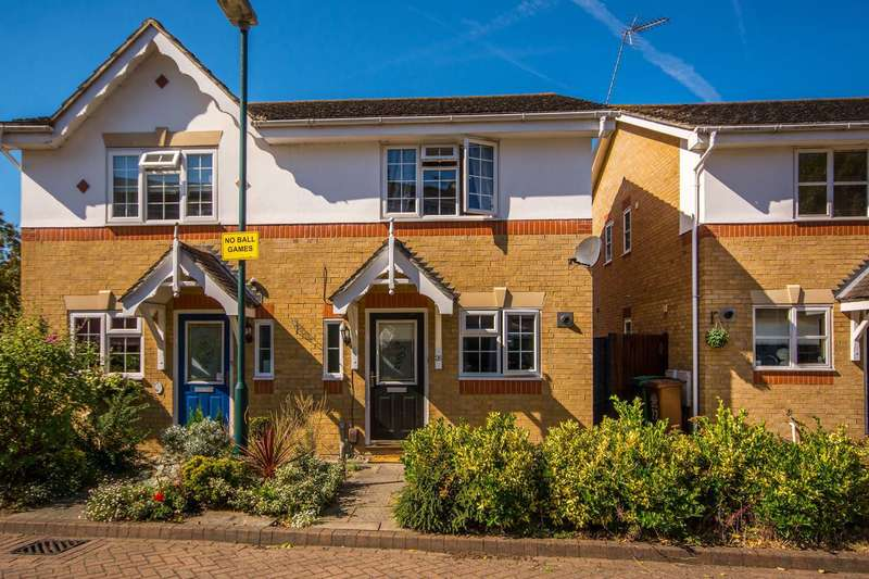 2 Bedrooms House for sale in Nash Close, Sutton, SM1