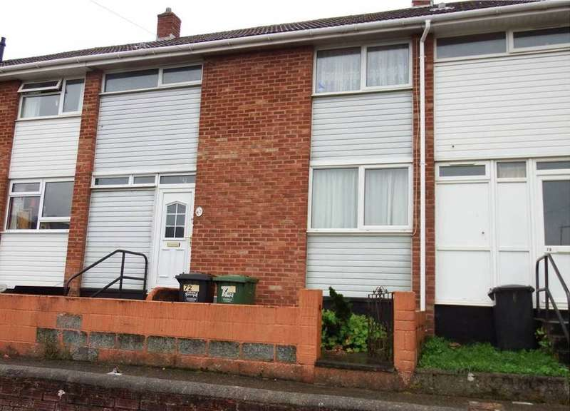 3 Bedrooms Terraced House for sale in Lethaby Road, Barnstaple