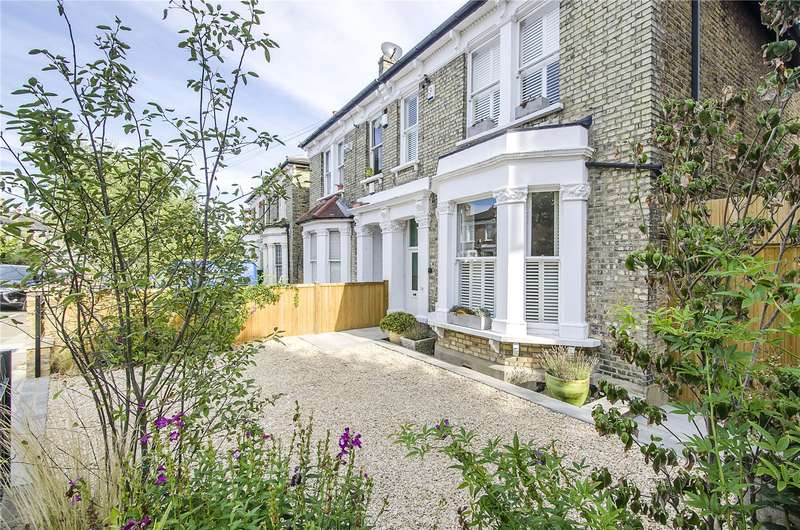 4 Bedrooms House for sale in Cornford Grove, London, SW12