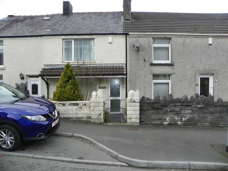 2 Bedrooms Property for sale in Trallwn Road, Llansamlet
